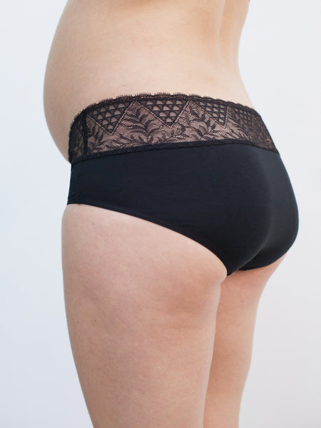 Florence Black Knicker