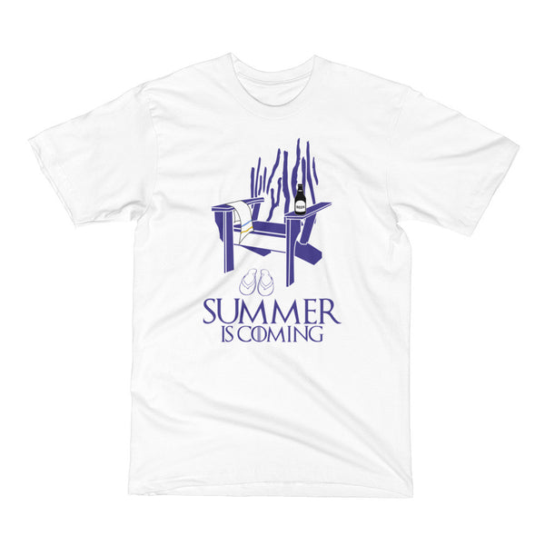8a5d90034db5 Game of Finger Lakes Summer Is Coming Short Sleeve T-Shirt – Finger Lakes  Trading Co.