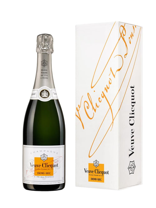 Veuve Clicquot Demi Sec - The Million Roses Budapest