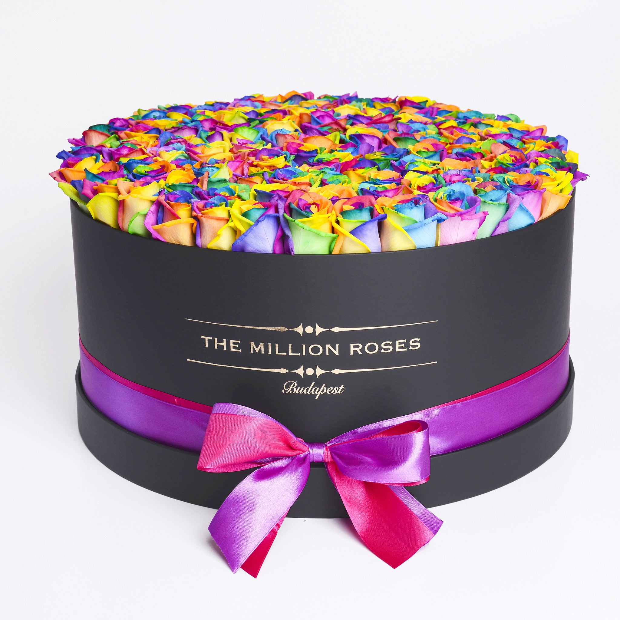 The Million - Rainbow Roses - Black box - The Million Roses Budapest