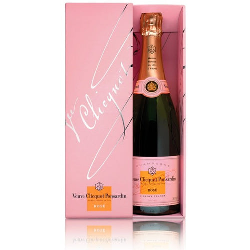 Veuve Clicquot Ponsardin Brut Rose - The Million Roses Budapest
