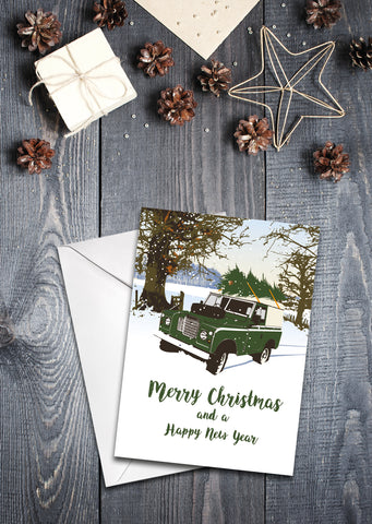 'Series 3' - Christmas cards