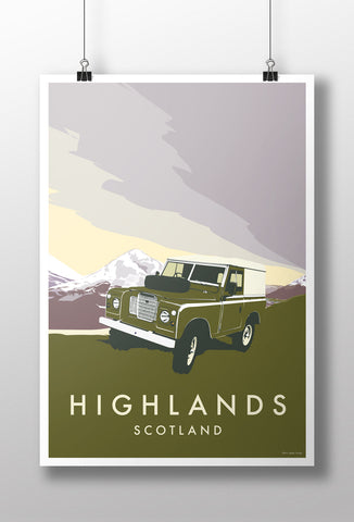 Series 3 'Highlands'
