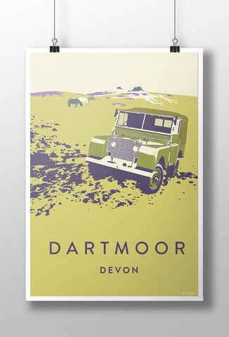 'Dartmoor' prints