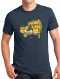 Series One 'Overland' - t-shirt - Unisex B&C Urban Bavy