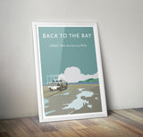 'Red Wharf Bay' prints