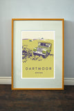 Series 1 'Dartmoor' print