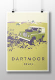 Series 3 'Dartmoor' print