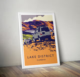 'Lake District' prints