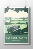 Series 1 'Eastnor Castle' print
