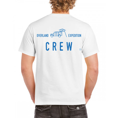 'Overland Expedition Crew' t-Shirt