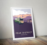 Series 1 'Peak District' print