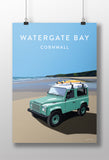 'Watergate Bay' 2000's