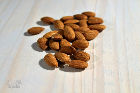 NATURAL ROASTED SALTED ALMONDS