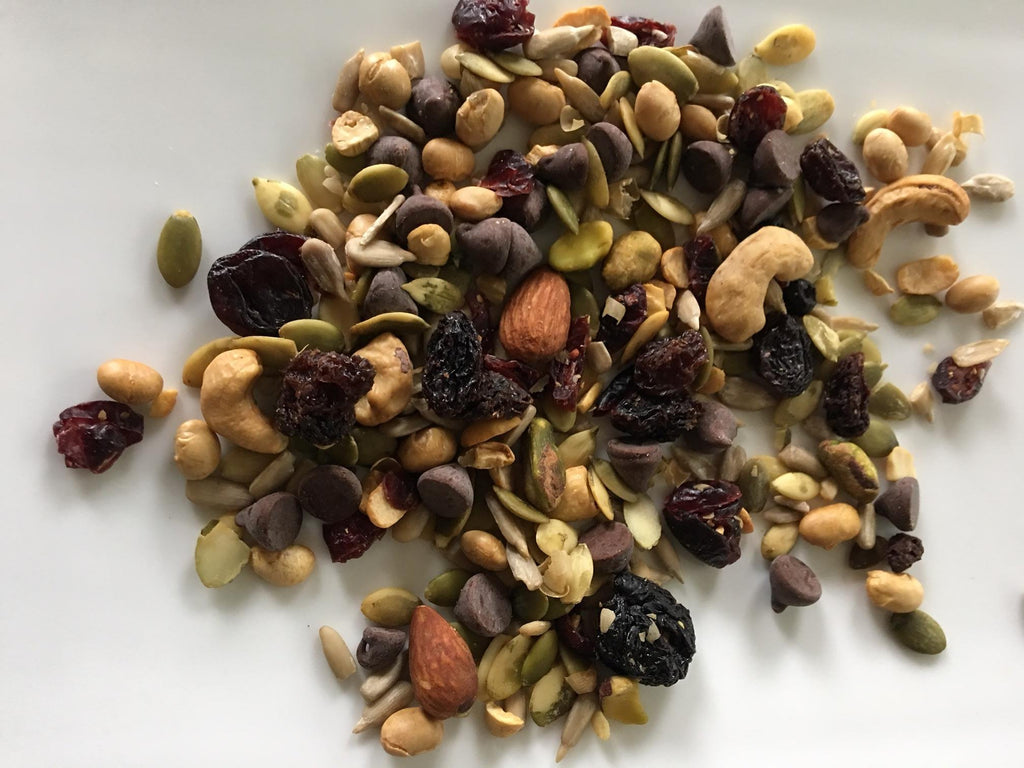 ANTIOXIDANT TRAIL MIX