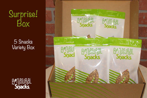 STUDENTS - 5 SNACKS SUBSCRIPTION