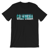 California Surf unisex short sleeve t-shirt
