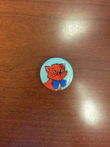 Toulouse (Aristocats) pin-back button