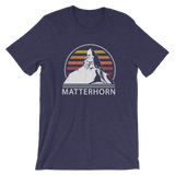 Matterhorn Peak unisex short sleeve t-shirt