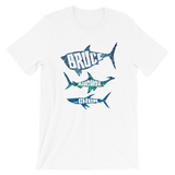 Sharks of Australia unisex short-sleeve t-shirt