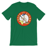 Toontown Trash unisex short sleeve t-shirt