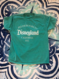 Return to Disneyland *unisex* PRIVATE LABEL short sleeve t-shirt