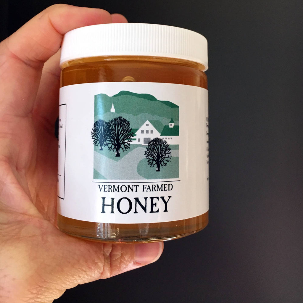 Give Vermont Honey this year!