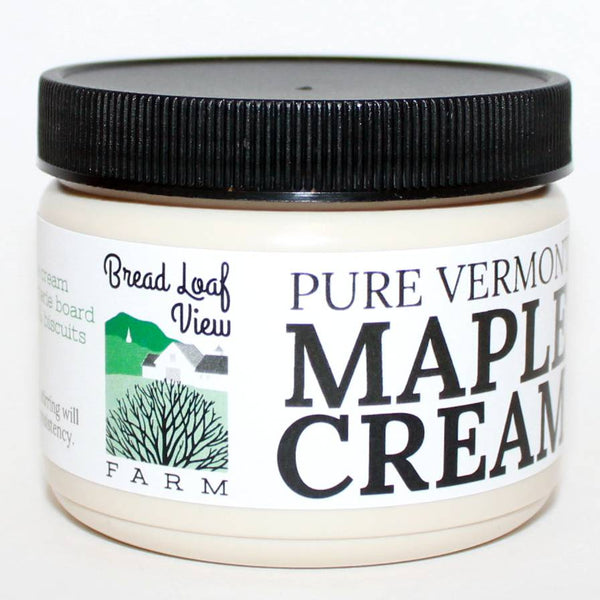 Vermont Maple Cream, Caramel and Sugar
