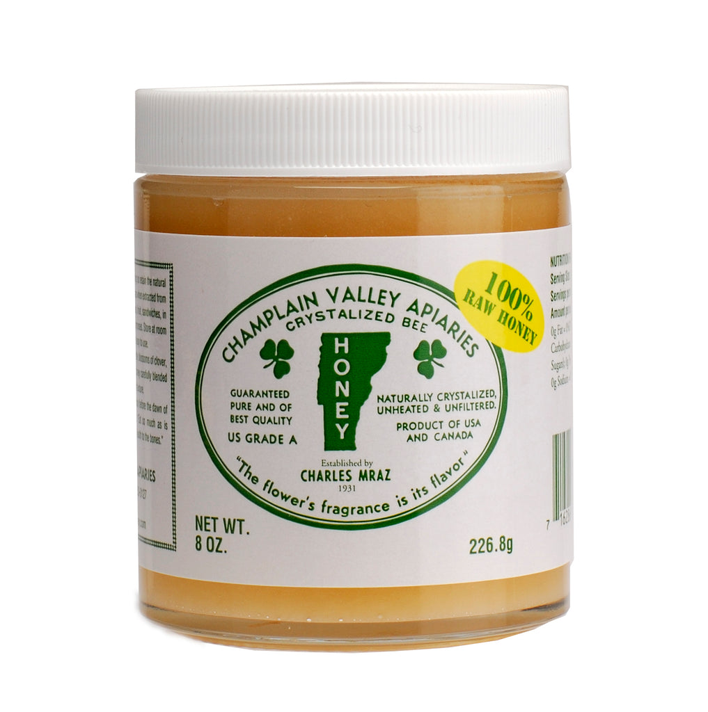 Vermont Crystallized Honey