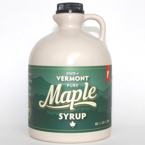 Maple Syrup Half Gallon