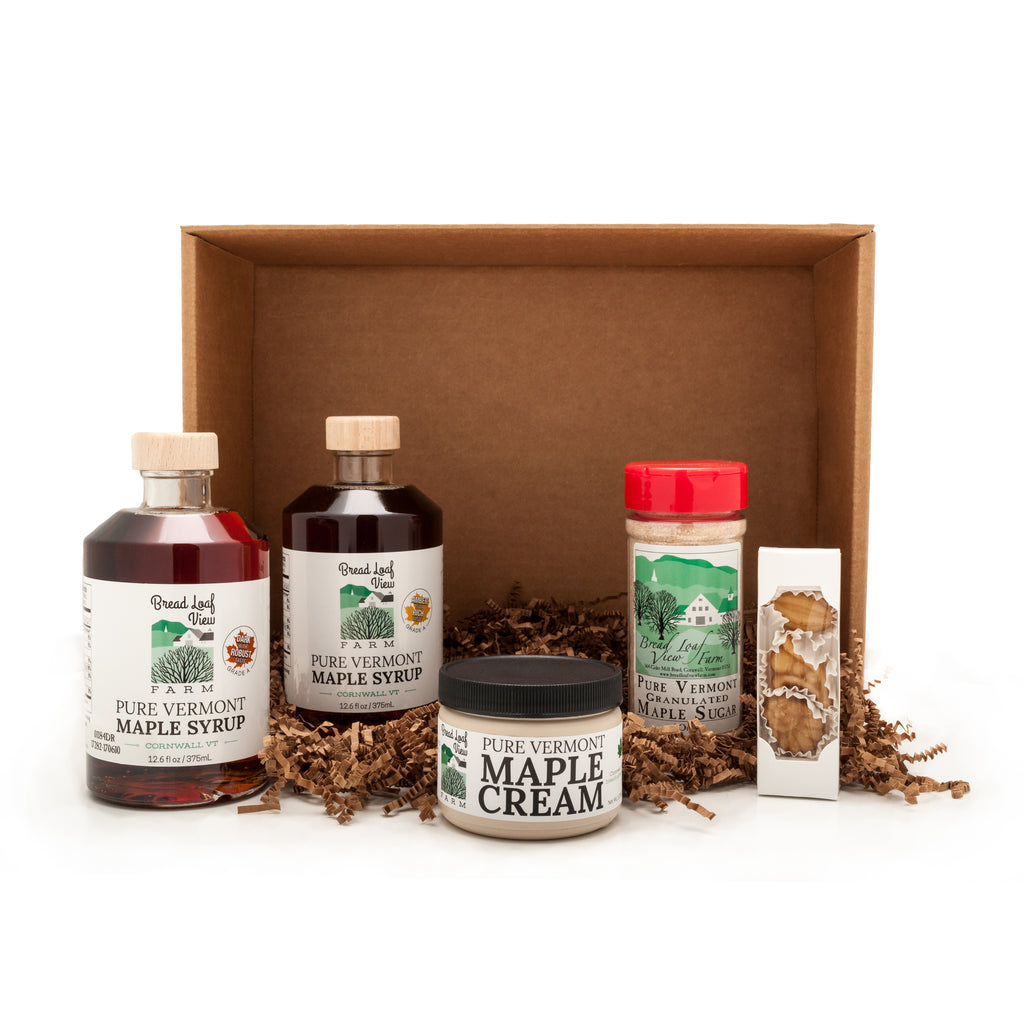 The Maple Lovers Delight Box