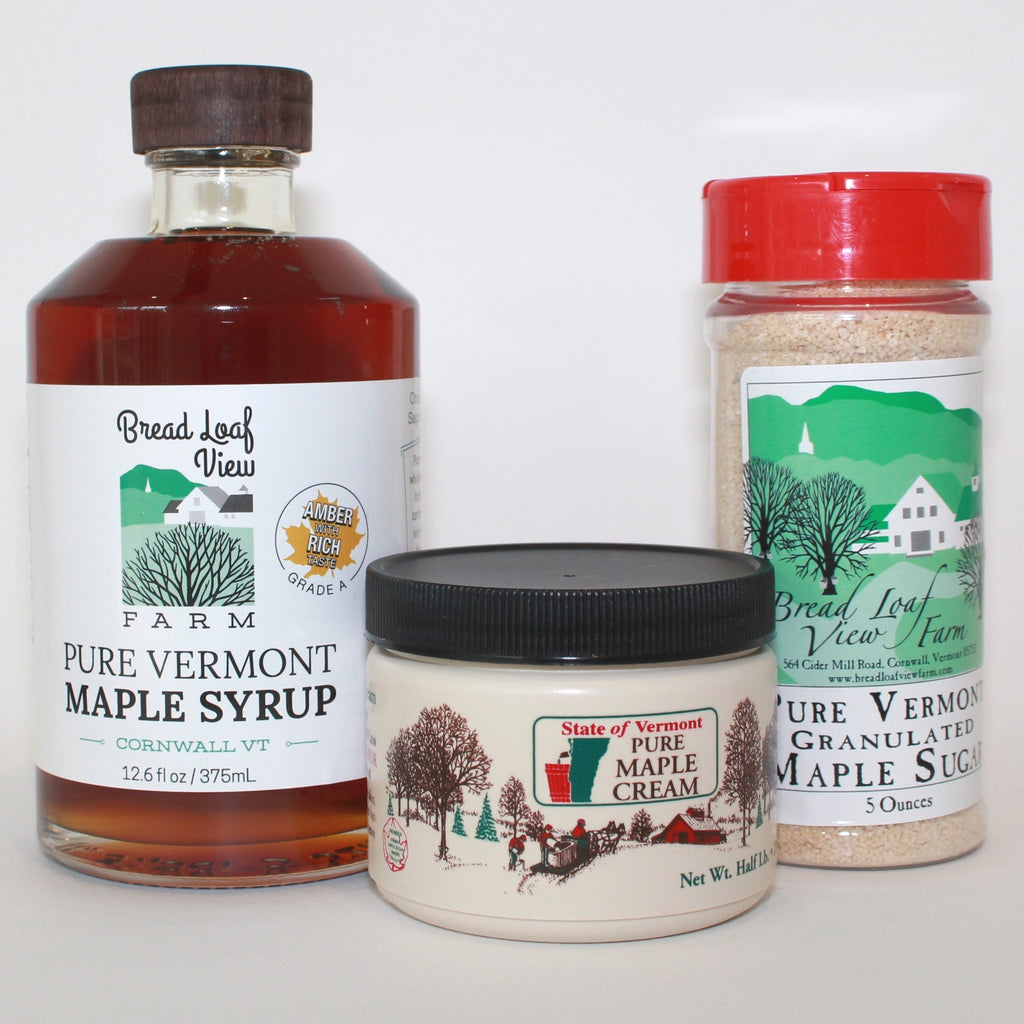 Maple Sampler