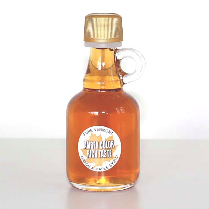 Maple Syrup Nip Bottle