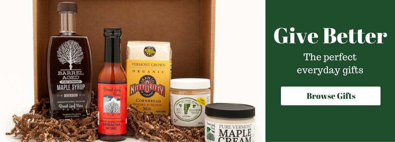 Maple Syrup Gift Box