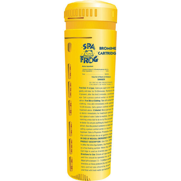 Spa Frog Bromine Replacement H2o Outlet