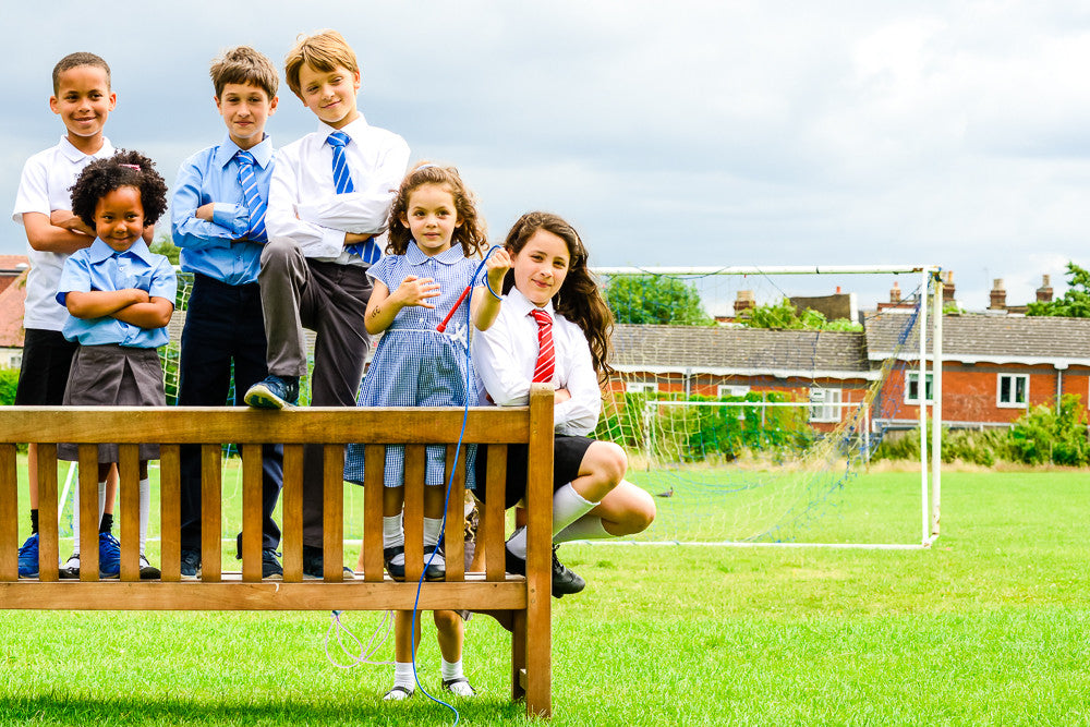Back to School - Organic & Ethical School Uniforms