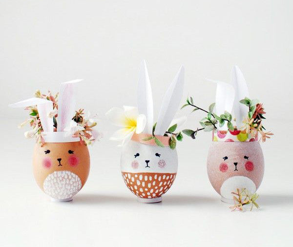 Easter Bunny Craft Ideas for kids (and you!)