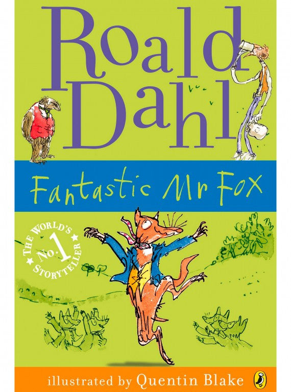 'Fantastic Mr Fox' - Happy 100th Birthday Roald Dahl!