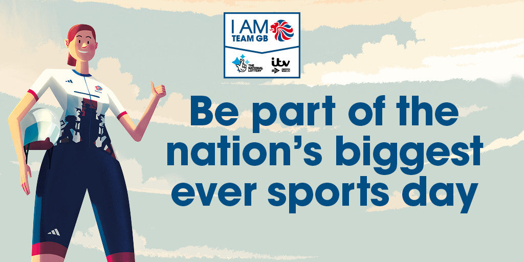 #iamteamGB - The Nation's Sports Day