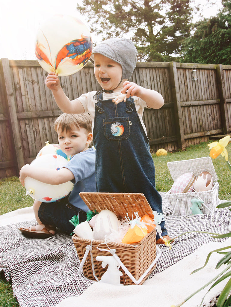 How to throw an Easter party for kids with Coral Atkinson of Velveteen Babies