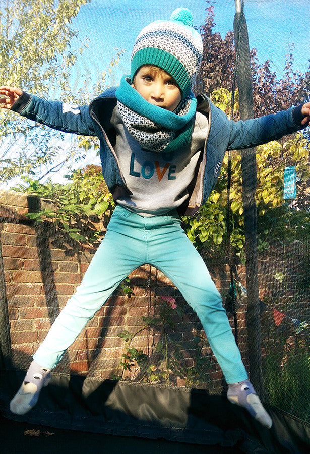 JUMP INTO AUTUMN! - Feature mum Lucy Small