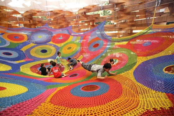 Coolest kids playgrounds worldwide