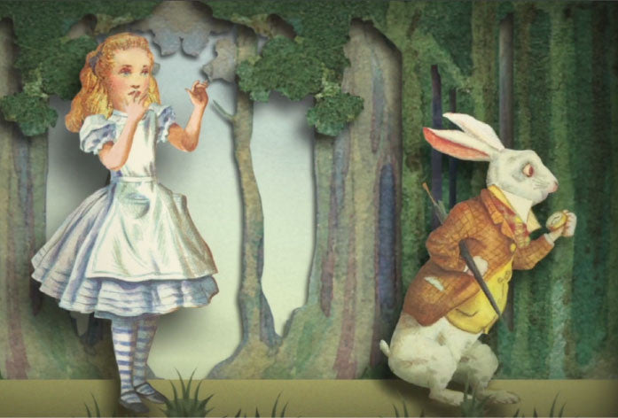 Alice in Wonderland - 150 Year Anniversary