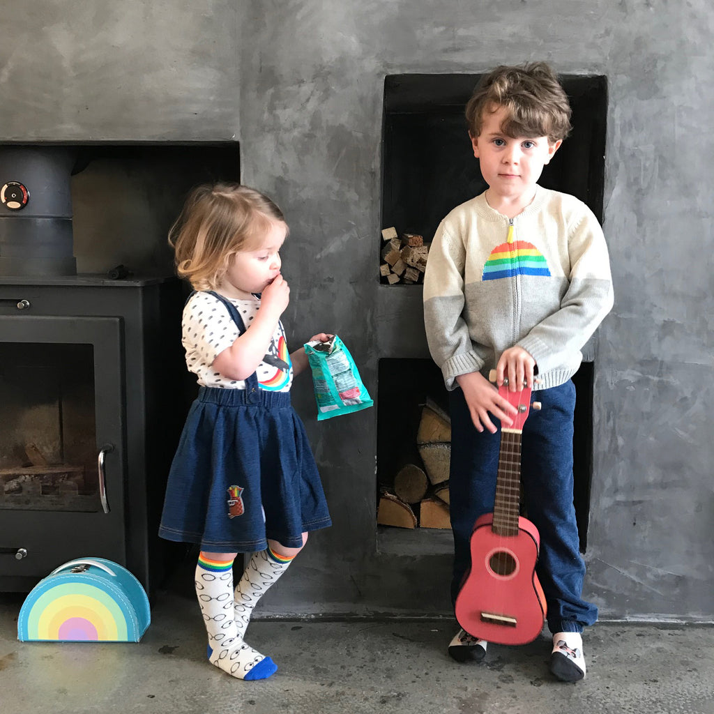 What to pack for a family weekend away with kids with Emma Paton of Finlay Fox