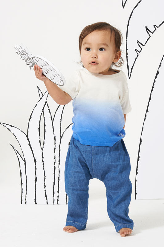 MATCH PRINCE GEORGE IN DENIM FROM BONNIE BABY