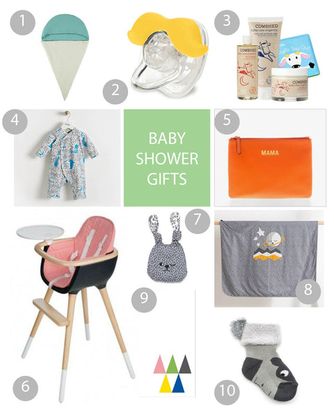 Ultimate Modern Baby Shower Gift Ideas