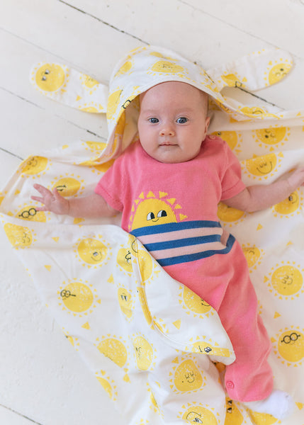 organic cotton baby summer outfits from the bonnie mob