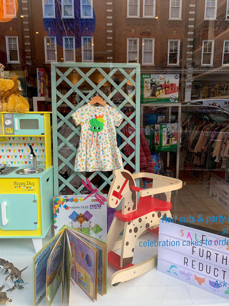 Igloo baby and kids store, bonnie mob stockist