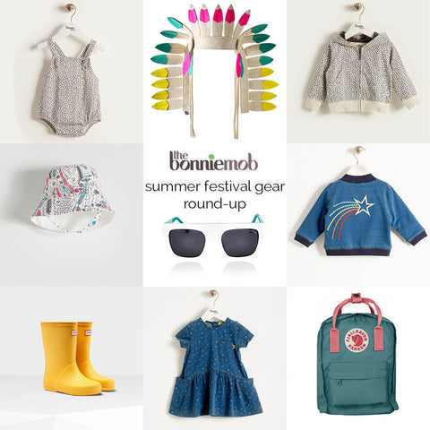 Bonnie mob Kids Festival kit