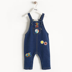 HILO DENIM DUNGAREE FOR BABIES
